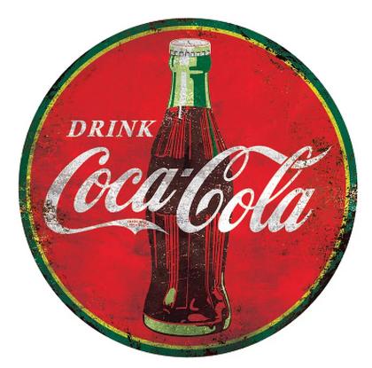 Coca-Cola sign 40