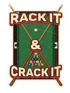 Rack it Crack It 12x21