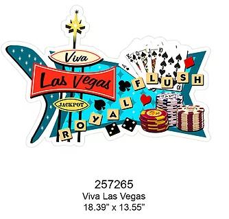 Viva Las Vegas 18x14