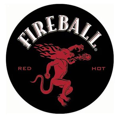 Fireball Cinnamon 16x17