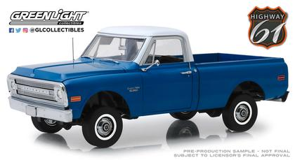 CHEVROLET C-10 1970 WITH LIFT KIT
