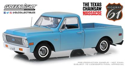 CHEVROLET C-10 1970 The Texas Chain Saw Massacre