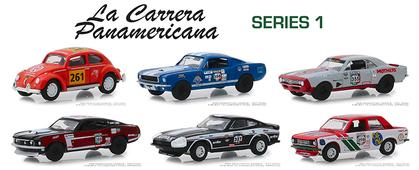 La Carrera Panamericana Series 1 1:64 Set