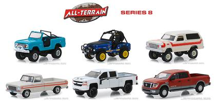 All-Terrain Series 8 1:64 Set