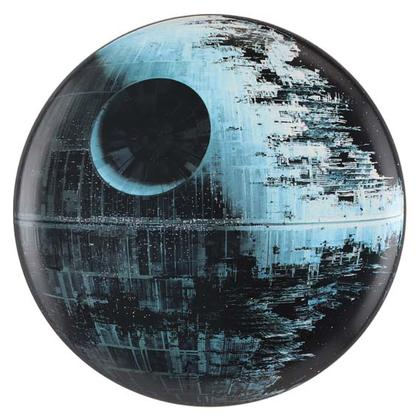 STAR WARS DEATH STAR TIN BUTTON 12