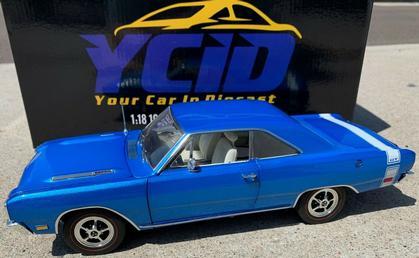 Dodge Dart GTS 440 1969 (YCID)