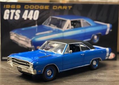Dodge Dart GTS 440 1969