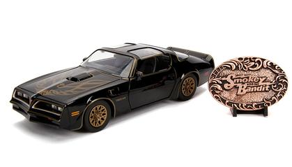 Pontiac Trans Am 1977 Smokey and the Bandit with Buckle