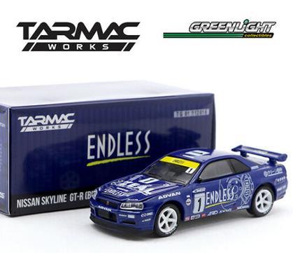 Nissan Skyline GT-R (R34) Endless