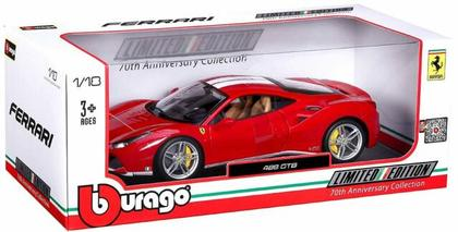 Ferrari 488 GTB Schumacher - 70th anniversary