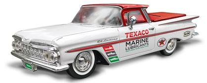 Chevrolet El Camino 1959 Texaco #11 USA Series