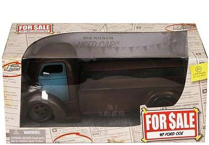 Ford COE 1947 Flat Bed tow Truck