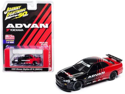 Nissan Skyline GT-R R34 Advan Yokohama