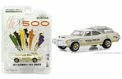 Oldsmobile Vista Cruiser 1972 56th Indy 500 Official Pace Car