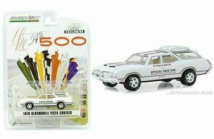 OLDSMOBILE VISTA CRUISER 1970 54TH INDY 500 CAR