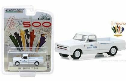 Chevrolet C-10 1967 51st Indy 500 Official Truck