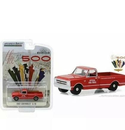 Chevrolet C-10 1967 51st Indy 500 Fire Truck
