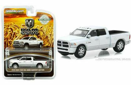 Dodge Ram 2500 2018 Big Horn Harvest Pickup