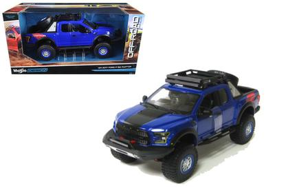 Ford F-150 Raptor 2017 Off Road
