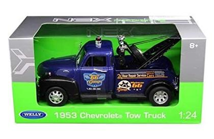 Chevrolet Tow Truck 1953 Highway 66 Garage