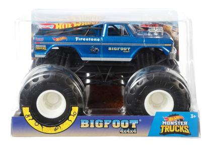 Monster Trucks BIG FOOT 1979 Ford F-250