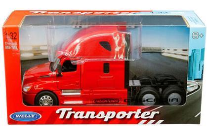 Freightliner Cascadia Cab Semi Tractor Truck