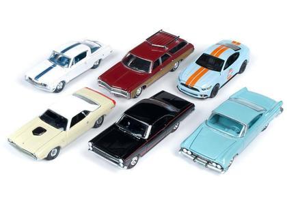 Auto World 1:64 Premium 2019 Release 5 Version A Assortment