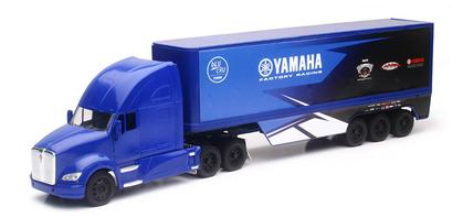 Kenworth T680 Tractor Yamaha Factory Racing Trailer