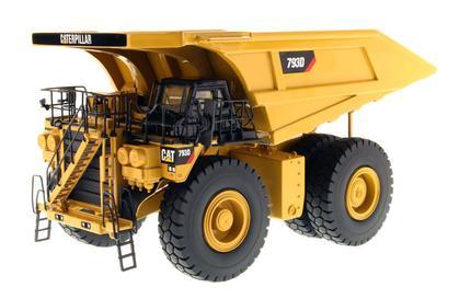 Caterpillar 793D Mining Truck