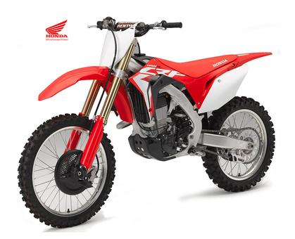 Honda CRF450R Dirt Bike 2018