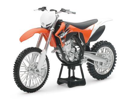 2011 KTM 350 SX-F Dirt Bike