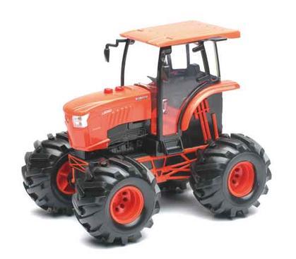 Kubota Tractor Monster Truck