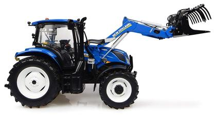 New Holland T6.145 With Front Loader