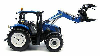 New Holland T6.140 With 740TL Loader
