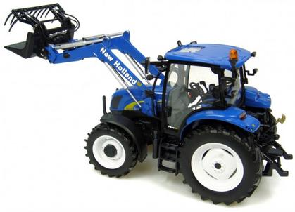 New Holland T6020 With 750TL Loader
