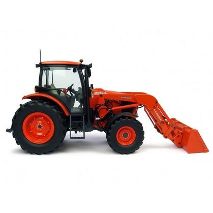 Kubota M135GX with Front Loader