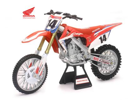 HRC - Team Honda Race Bike - Cole Seely