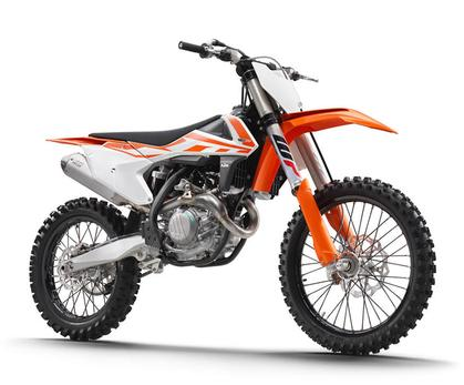 KTM 450 SX-F 2018 Dirt Bike
