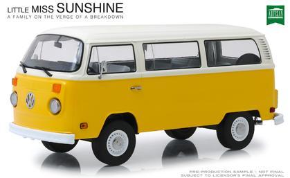 Volkswagen Type 2 (T2B) Bus 1978 Little Miss Sunshine