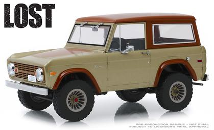 Ford Bronco 1970 LOST