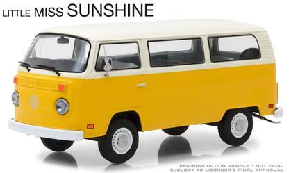 1978 Volkswagen Type 2 (T2B) Bus Little Miss Sunshineatrol - Hot Pursuit Central Command Mechanic's Corner Series 5