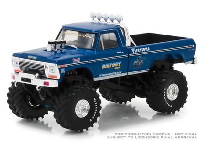 Bigfoot #1 The Original Monster Truck - 1974 Ford F-250