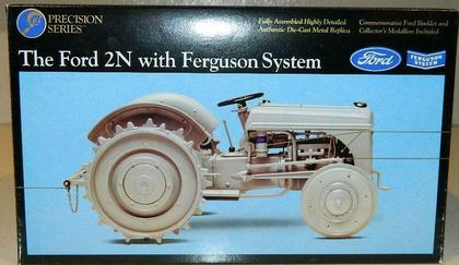 Ford 2N with Ferguson System