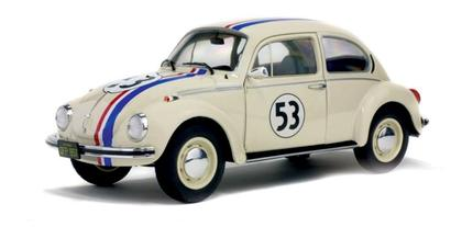 Volkswagen Beetle Herbie the Love Bug (Oct 23)