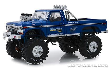 Ford F-250 1974 Monster Truck