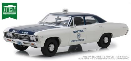 Chevrolet Biscayne 1967 New York State Police (October)