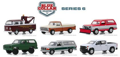 Blue Collar Collection Series 6 Set
