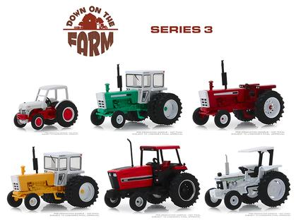Down on the Farm Series 3 Set (October)