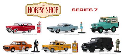 The Hobby Shop Series 7 Set (October)