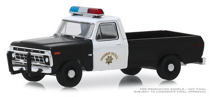 Ford F-100 Pickup 1975 California Highway Patrol (October)
